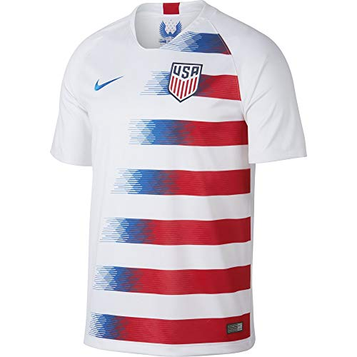 NIKE Men's Soccer U.S. Home Jersey (XX-Large)