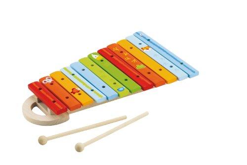 Trudi- Xilofono Giocatollo, Multicolore, 81855