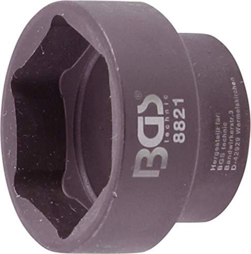 BGS 8821 | Ölfilterschlüssel | Sechskant | für Ø 36 mm | für Audi, BMW, Ford, MAN, Mercedes-Benz, Opel, VW