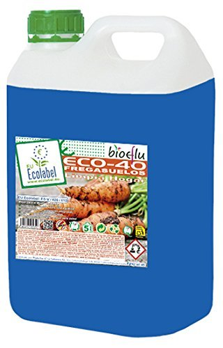 BIOEflu Fregasuelos Ecológico, 5000 ml