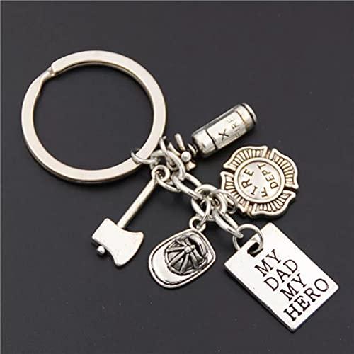 TOBENOI Kreative Schlüsselanhänger Persönlichkeit Säge Schraubendreher Zange Metall Schlüsselanhänger Auto Tasche Schlüsselanhänger Anhänger Charme Schmuck Geschenk