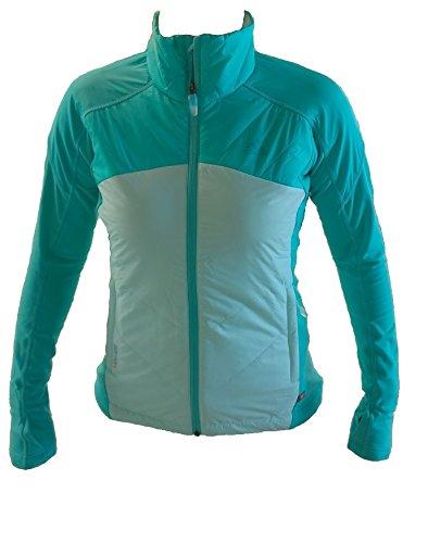 adidas Damen Jacke Laufjacke Trainingsjacke Sportjacke Gr. 32 Mint Skyclimb2