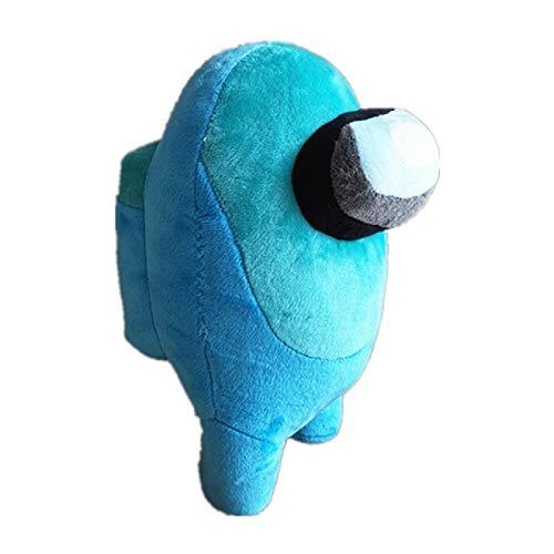 2020 Nuevo 20cm Lindo Suave Entre Nosotros Felpa Gran Oferta Juego de Peluche Kawaii muñeco de Peluche Entre Nosotros Juguetes cumpleaños Navidad Regalo para niños 20cm Azul