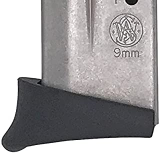 Top Shot Pros Grip Extension Fits S&W M&P Shield (Both 9mm and.40 Cal) Grip Extension