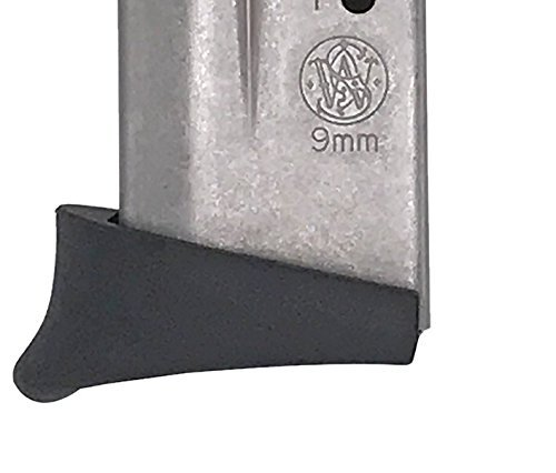 Top Shot Pros - Smith and Wesson Shield Grip Extension 9mm/.40 CAL - M&P Shield Grip Extension Will Enhance the Control and Comfort of Your Firearm