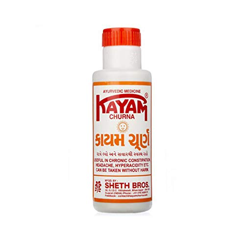 Kayam Churna 100gm (Free Shipping)