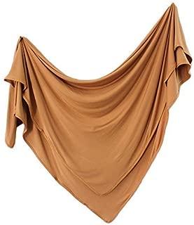 jersey stretch swaddle blanket