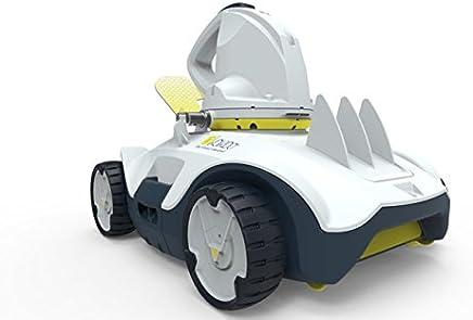 Kokido RC30CBX/EU - Robot de Piscina Limpiafondos Kokido Robotic (4.5 l/h) totalmente autónomo para Piscinas (35x25x25 cm)