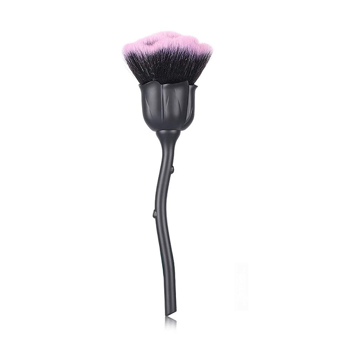 一杯秘書羊のCikoume ハイライトブラシ パウダーブラシ & チークブラシ 多機能メイクブラシ 高級繊維毛極上の肌触り メイクブラシ メイク道具 化粧ブラシ でファンデーションブラシ