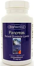 Allergy Research Group - Natural Lamb Pancreas Glandular - 90 Capsules