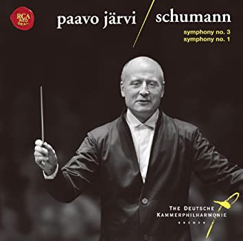 "Schumann: Symphonies No.1 ""Spring"" & No.3 ""Rhenish"""