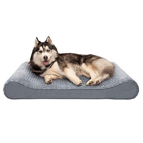 Furhaven Contour Dog Bed