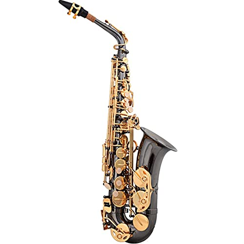 Tipo Chiave Strumento a Fiato Chiave in Oro Nichel Nero per Sassofono Contralto in Mi Bemolle