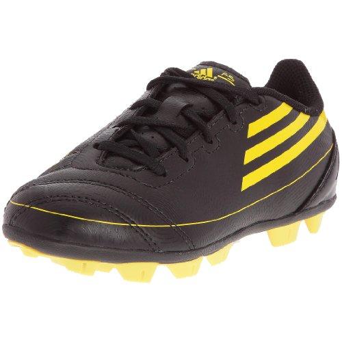 ADIDAS F5 TRX FG J Fußballschuhe aktuelle Farbe schwarz/gelb, Schuhgröße:EUR 38.5