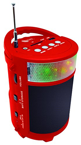bocina con radio fabricante Select Sound