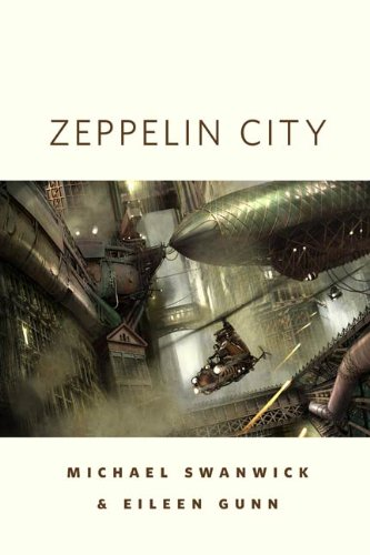 Zeppelin City: A Tor.Com Original (English Edition)