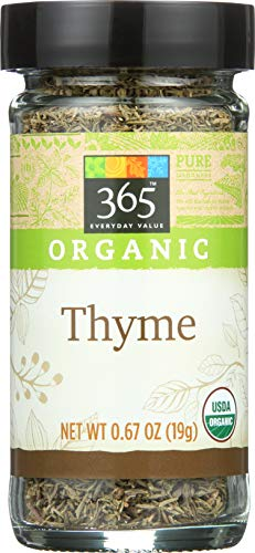 365 Everyday Value, Organic Thyme, 0.67 oz