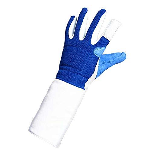 BEYONDTIME Fechthandschuhe Foil Epee Gloves rutschfeste Kinderhandschuhe Waschbare Fechtausrüstung Left-XS