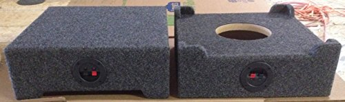 "6.5"" Speaker Box Enclosure 6 1/2"" Car Downfire Coaxial 5.5"" Inside Diameter"