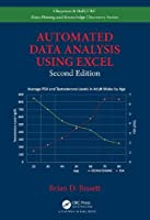 Automated Data Analysis Using Excel, 2nd Edition Front Cover