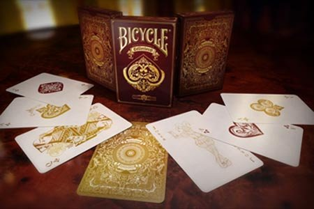America Jeu Bicycle Collectors