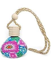 Sugandhim Mogra Car Air Freshener   Perfume   Fragrance   Pack of 2   Lasts 65 Days