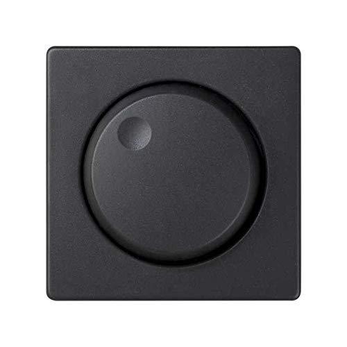 Simon - 82054-38 tapa+regulador elec. tension s-82 grafito Ref. 6558238280