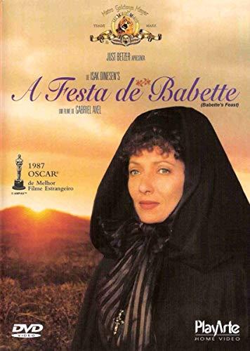 A Festa de Babette - Edição MGM ( Babettes Gaestebud ) Gabriel Axel