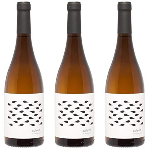 Cullerot Vino Blanco - 3 Botellas - 2250 ml