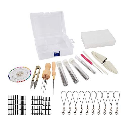 Needle Felting Kit - Needle Felting Needle - Wool Felt Tools - Felting Foam Starter Set for Adults