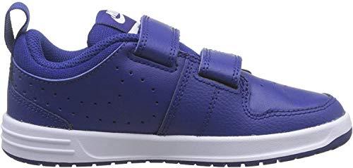 Nike Pico 5 (PSV), Zapatillas de Tenis para Niños, Multicolor (Deep Royal Blue/White 400), 33 EU