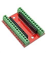 Nihlsen IO Shield Placa de expansión Controlador Terminal Adaptador Tornillo IO Shield Accesorios de Circuito electrónico