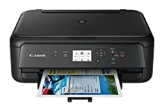 Enjoy the simplicity of connecting your smartphone, tablet and all your favorite devices with ease. Print hassle free even from the Cloud4, Bluetooth6, and from social media.5 Compact size: the PIXMA TS5120 is the Wireless all in one printer that's j...