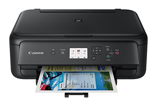 Our #5 Pick is the Canon TS5120 Wireless All-In-One Printer