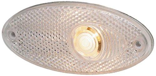 HELLA 2PG 964 295-011 Positionsleuchte - W5W - 12V - Lichtscheibenfarbe: glasklar - Einbau - Einbauort: links/rechts