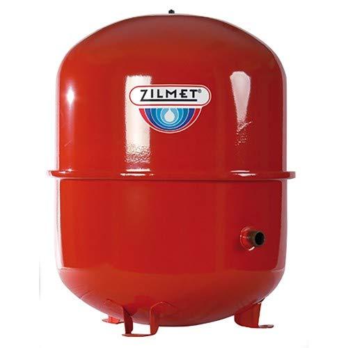 Ausdehnungsgefäß Druckausgleichsbehälter für Heizung und Klima MAG Zilmet 8-400l Gesamtvolumen 50 Liter