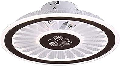 BBZZ Zomer Home Fan Light, Acryl Plafondverlichting, Moderne Eenvoud Slaapkamer Verlichting, Afstandsbediening Slaapkamer ...