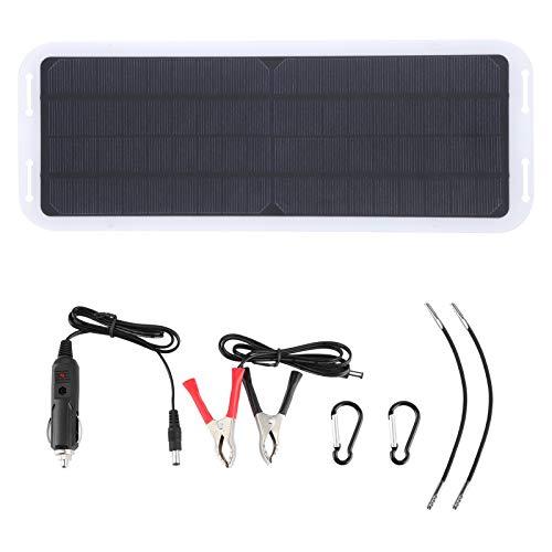 TAKE FANS Práctico al aire libre 18V panel solar portátil de carga del coche del cargador de la placa de poder para la motocicleta