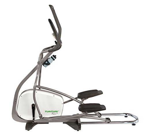 Tunturi Pure Cross F 8.1 Ergometer Ellipsentrainer, Weiß-Grau, One Size