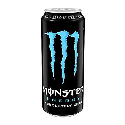 Monster 500ml cero absoluto