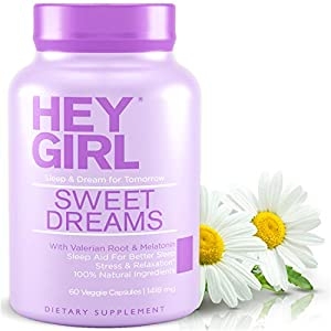 You Can't Sleep? - We know! That's why you're reading this right now lol. We created this supplement just for YOU. You can take it every night but it's totally up to you, it's non-habit forming capsules . They're great for those nights you know you'r...