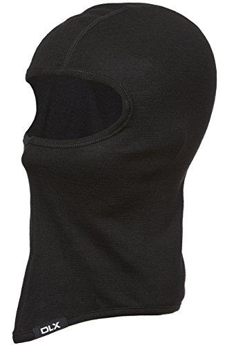 Trespass Haruto - Pasamontañas para Hombre (Talla única), Color Negro