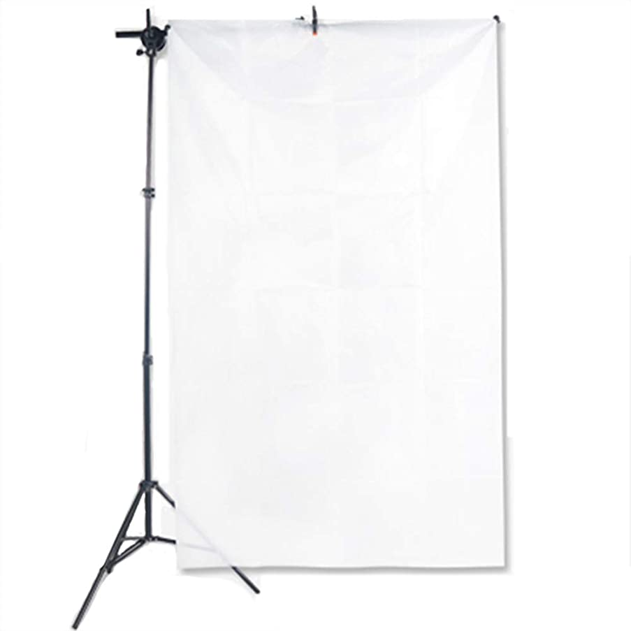 Selens 1 Yard x 67 Inch / 1M x 1.7M Diffusion Fabric Nylon Silk White Seamless Light Modifier for Photography Lighting, Softbox and Light Tents