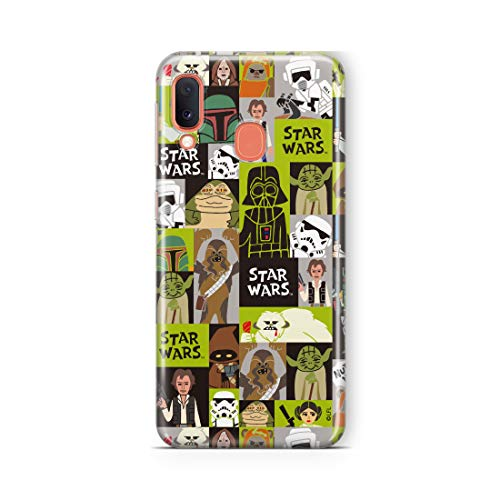 Original Star Wars Handyhülle Star Wars 033 Samsung A20e Phone Hülle Cover