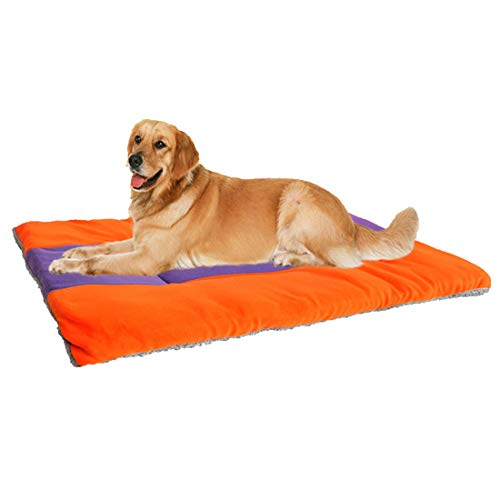 FENXIMEI Golden Retriever/Teddy Katoen Mat Huisdier Producten Huisdier Matrassen Kennel Grote Medium Kleine Hond, No. 5