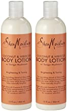 Best coconut & hibiscus body lotion Reviews