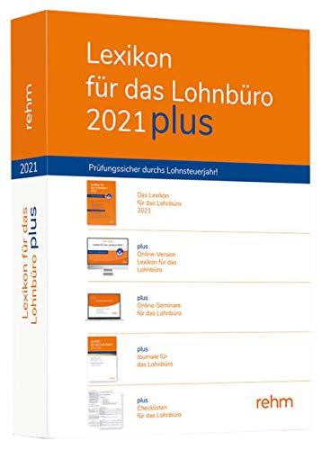 Lexikon für das Lohnbüro 2021 plus