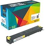 Do it Wiser Compatible Toner Cartridge Replacement for Sharp MX-31NTYA MX-2600N, MX-3100N, MX-4101N, MX-5001N, MX-4100N Printers - Yellow