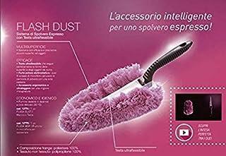 STANHOME Color Caoba–Flash Mop–edredón de Microfibra para quitarle EL Polvo, Cepillo para Limpiar EL Polvo, edredón para quitarle EL Polvo, plumón Captura Polvo,