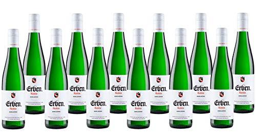ERBEN Auslese Edelsüß (12 x 0.25 l) Weißwein Deutschland Prädikatswein Rheinhessen